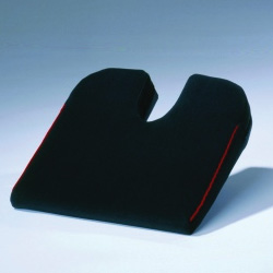 Coccyx Cut Out Designer Wedge