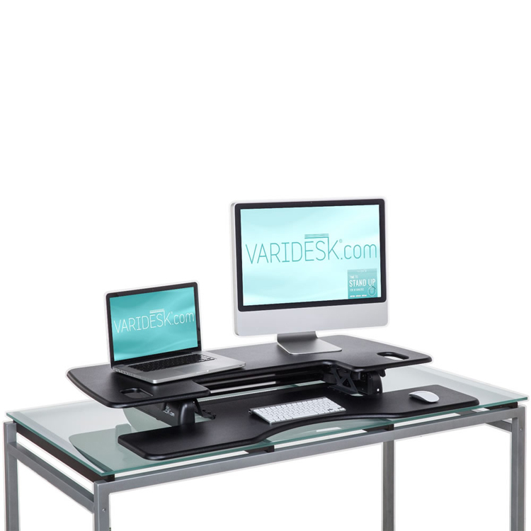 Varidesk Pro Plus Healthy Workstations