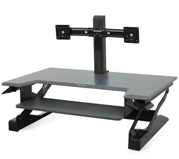 Workfit T Sit Stand Workstation Healthy Workstations