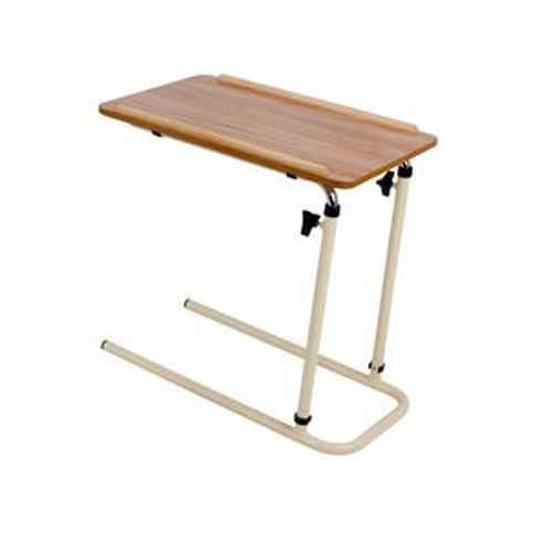 Adjule Bed Chair Table Without Castors