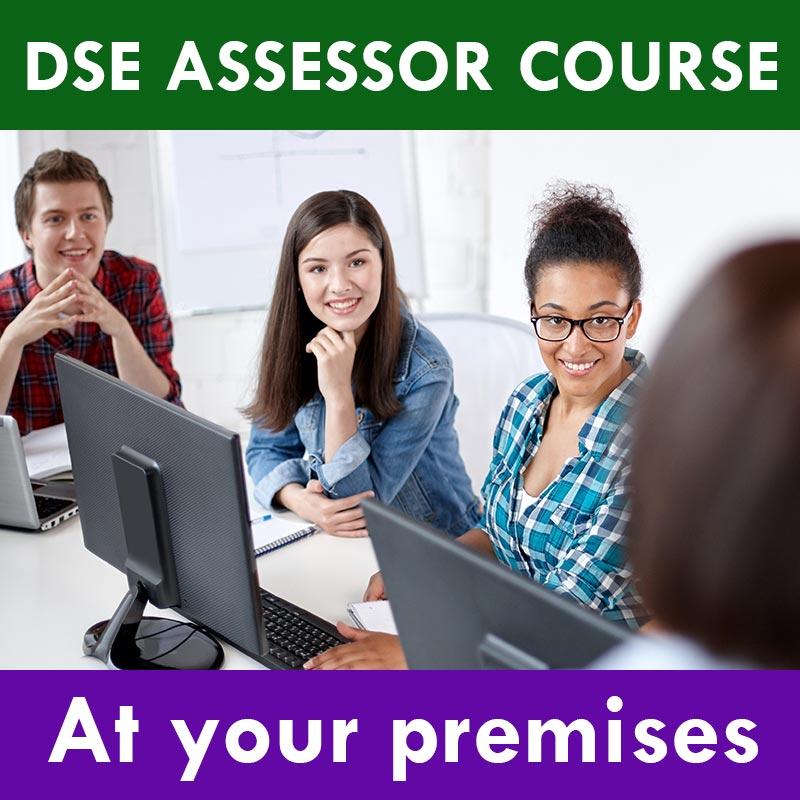 DSE Assessor Training - On Premise [Up to 8 Delegates]