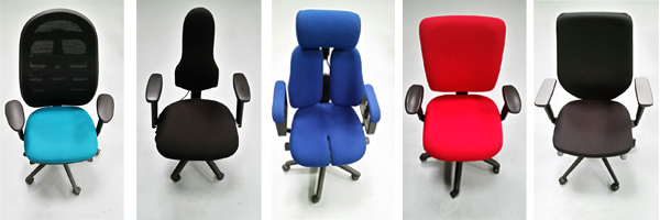 Stock chairs