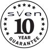 Covered by Sven's 10 Year Manufacturer's Guarantee