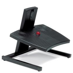 Dual Footform Footrest