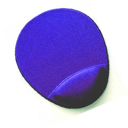 Super Gel Mouse Pad - Blue