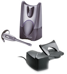 CS60 Bluetooth Wireless Headset with HL10 Plantronics