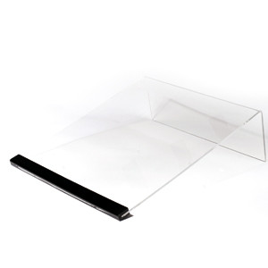 Perspex Writing Slope (Small)