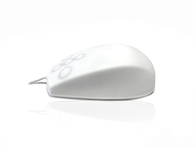 Nanoarmour-2 Optical Mouse White