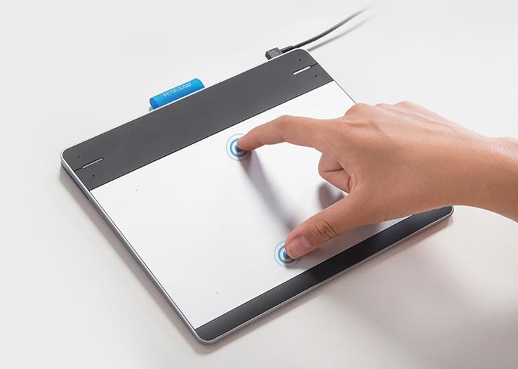 Wacom Intous Touch Pentablet