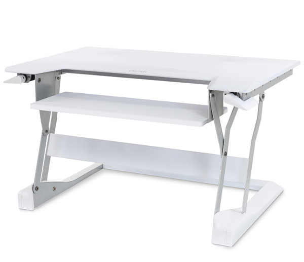 Ergotron WorkFit-T White