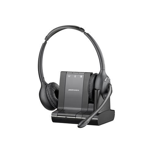 Plantronics Savi W720 Binaural UC Headset
