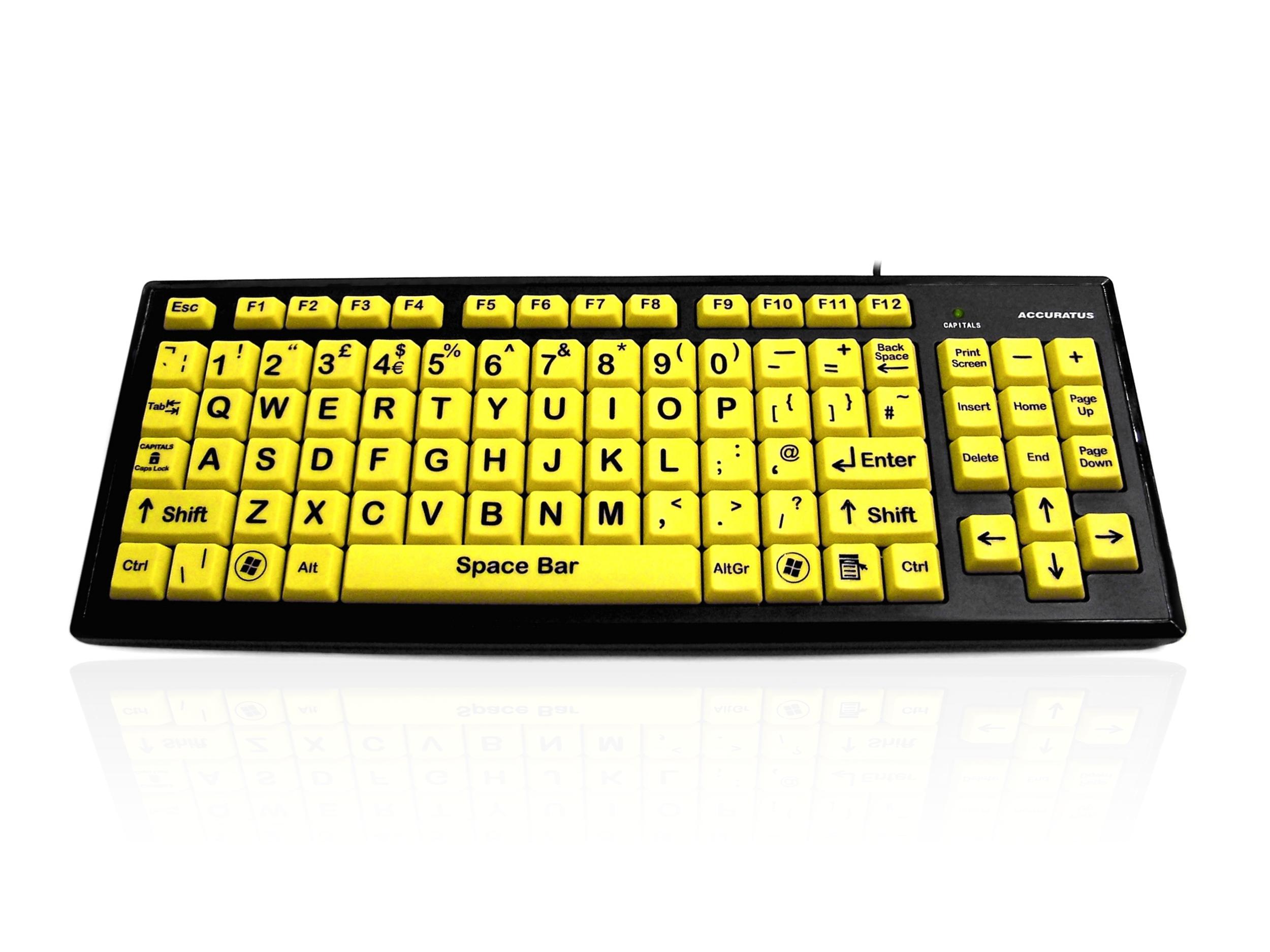 Monster Black on Yellow V2.0