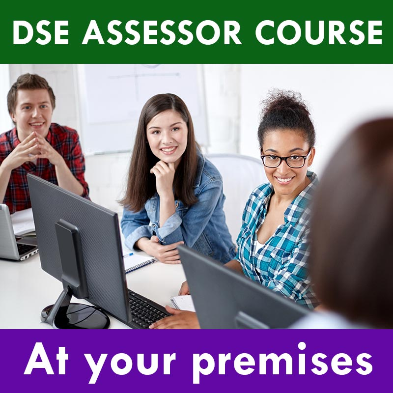 DSE Assessor Training - On Premise [Up to 8 Delegates]
