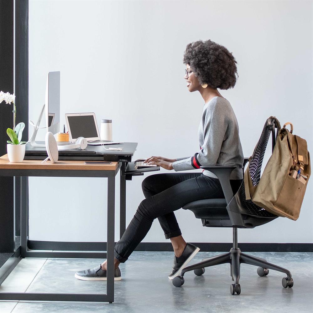 Ergotron Workfit-TX Standing Desk Converter