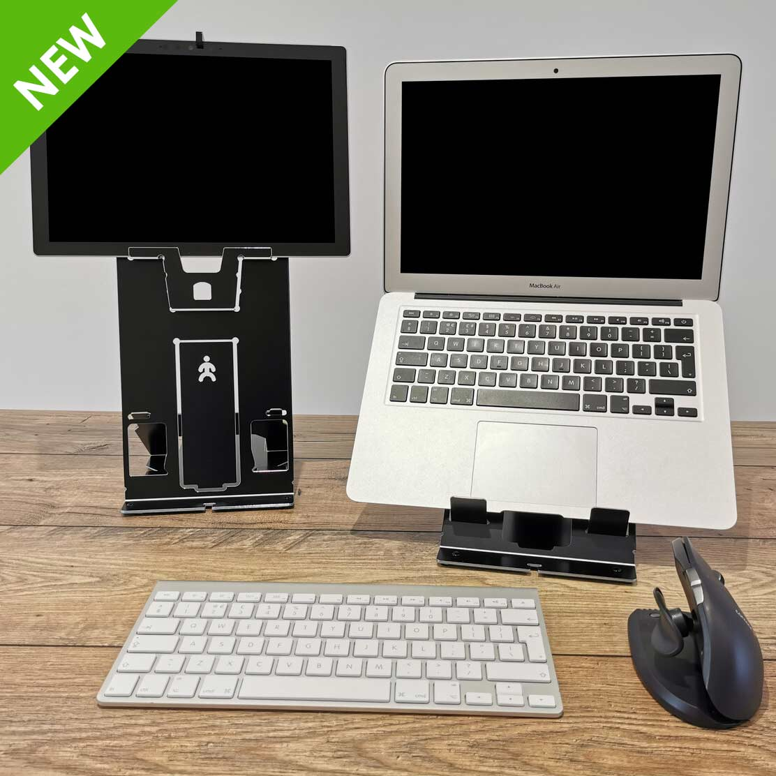 TIO - Laptop & Tablet Stand (Two in One)