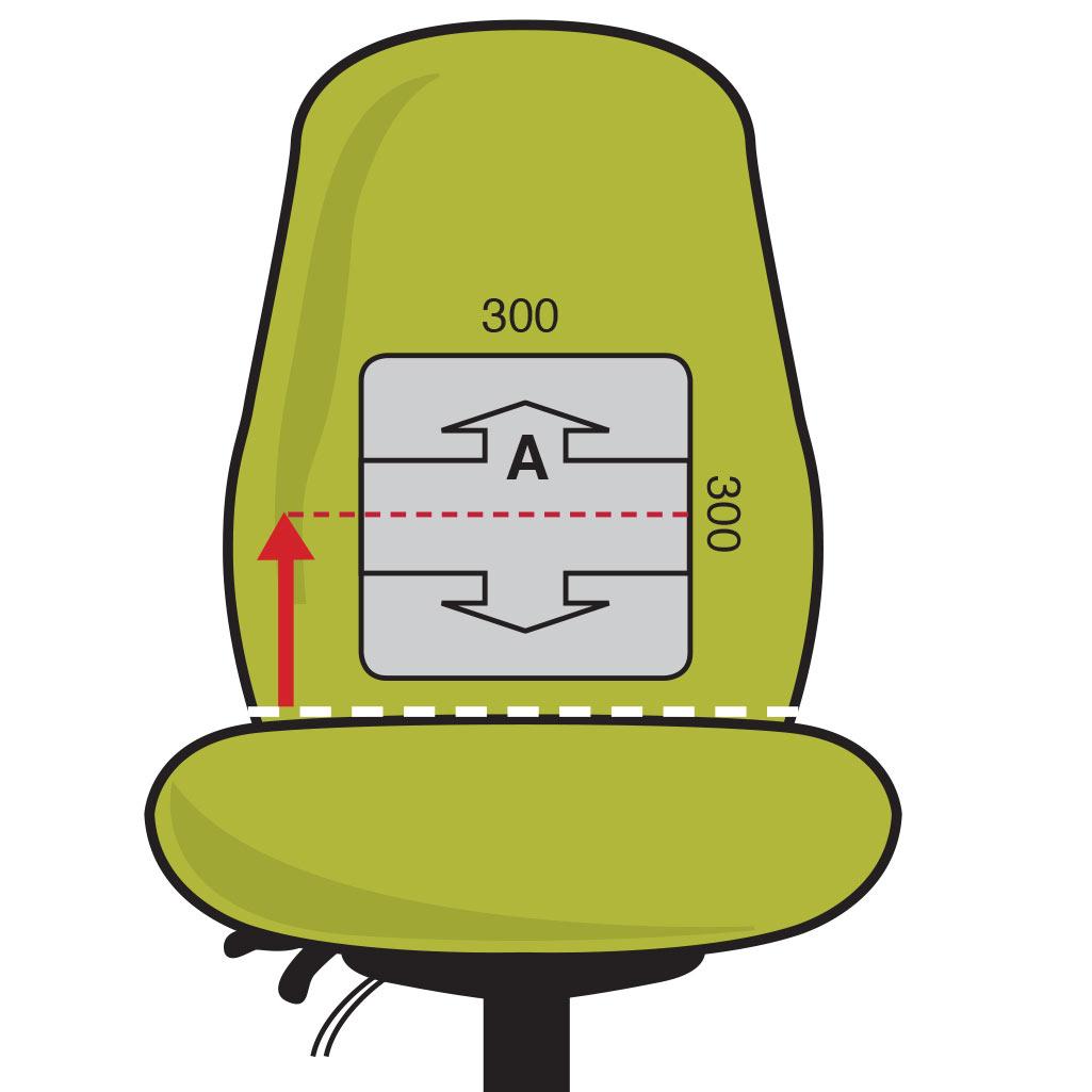 Back: Reactive Lumbar Support