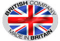 British Company - Made in Britain