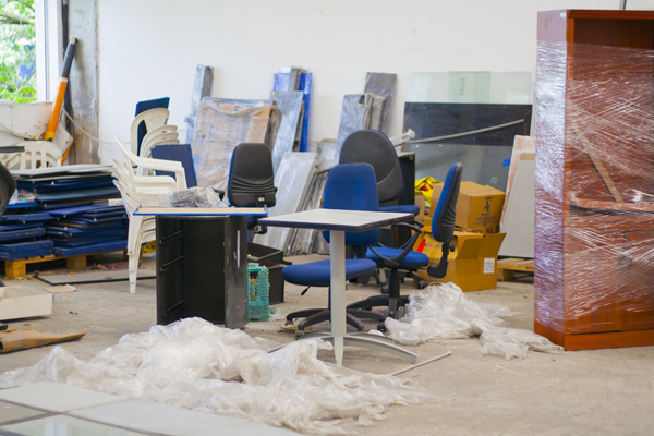 Office chair service and MOT