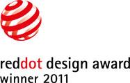 Red Dot Award Winner 2011